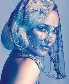 Kate Hudson. October 2012. Harper's Bazaar Magazine Cover.