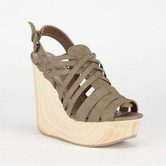#QUPID Cafe Womens Shoes