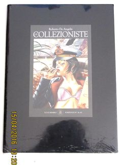 LE COLLEZIONISTE portfolio Roberto De Angelis