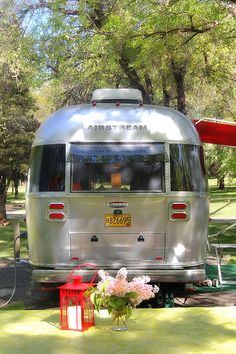 Airstream Bambi, Airstream Interior, Airstream Trailers, Rv Bus, School Bus Conversion, Camper Caravan, Road Trippin, Rv Life, Camping Hacks