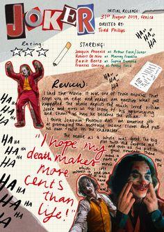 Film Journal - Joker