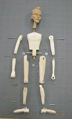 Кукольных дел мастер: часть №1 (Фото 20)