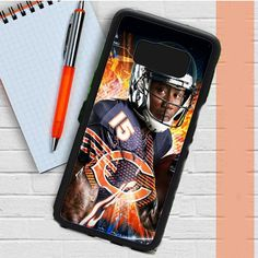 Brandon Marshall Nfl Samsung Galaxy S8 Case Dewantary