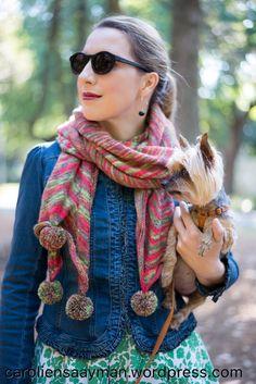 caroliensaayman.wordpress.com #wearableart #knittersofinstagram #knittersoftheworld #knittinglove #knitting #knittingdesign #freepattern #scarve Autumn Fashion, 3d Fashion, Fashion Outfits, Womens Fashion, Fashion Tips, Fashion Trends, Street Style Women, Plaid Scarf, Just In Case