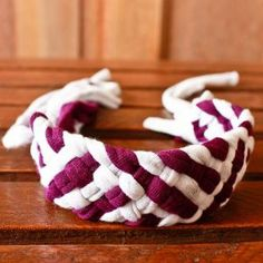 How to make a bracelet from fabric scraps   Guidecentral Looks great