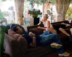 Larry Sultan - The Valley series