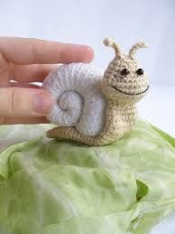 Image result for knitted snail pattern free