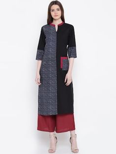 Check out what I found on the LimeRoad Shopping App! You'll love the black cotton straight kurta. See it here http://www.limeroad.com/products/14870216?utm_source=6c79537446&utm_medium=android