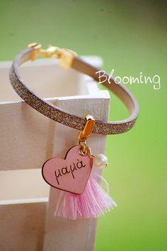 Baptism Ideas, Twinkle Twinkle, Christening, Bloom, Bracelets, Projects, Jewelry, Fashion, Bijoux