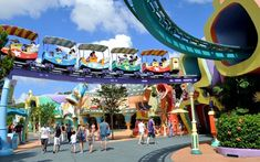 Facts about Suess Landing at Universal Islands of Adventure