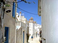 street in Pirgos