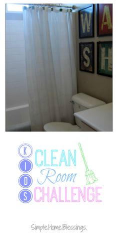 Kids Clean Room Challenge - DAY 4  What is your child's favorite chore/ cleaning job?  The bathroom is the most fun for our family.