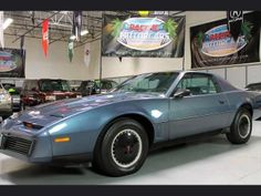 1983 Pontiac Firebird Trans Am...My first new car! How I miss this baby!