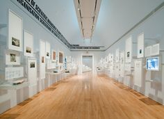 Canadian Centre for Architecture by Project Projects , via Behance