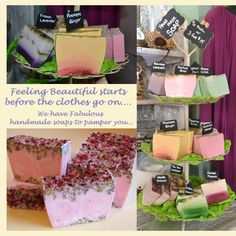 We are not just about clothes at B'in Gruene Plus Size Boutique.  We also carry many bath and body product and other great gift ideas. www.bingruene.com