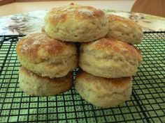 Reduced Fat Buttermilk Biscuits - Fiona Haynes
