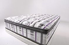 And though the specs look good on the mattress, you can't find out how the mattress performs over a 10 year period.