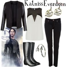 Character: Katniss Everdeen Fandom: The Hunger Games Film: Catching Fire Buy it here!