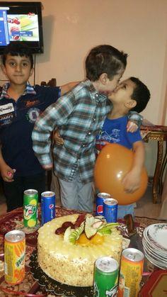 عيد ميلاد عبدالله