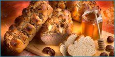 Pan de castañas de Galicia y maiz