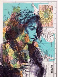 Super Ideas For Collage Art Background Collages, Collage Art, Collage Portrait, Collage Drawing, Mixed Media Photography, Art Photography, Gcse Art Sketchbook, Collage Background, Ap Studio Art