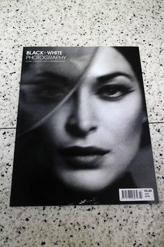 "IN ""Camden News"" store to see ""black & white photography"" magazine"
