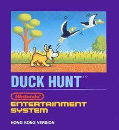 NES Games - Duck Hunt H
