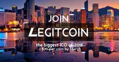 Legitcoin Presents The Cryptocurrency Revolution
