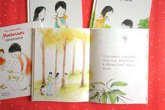 Balíček Montessori príbehov 4 za cenu 3. Jednoduché príbehy založené na princípoch Montessori výchovy, ktoré deťom pomôžu spoznávať a objavovať svet. #balicek #knih#montessori #pribehy #deti #prechadzka #olovrant#upratovanie #zranenyvtacik Montessori, Books, Livros, Livres, Book, Libri, Libros