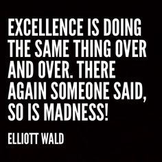 Madness & Excellence