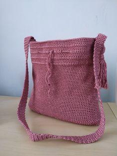 Kabelka Starorůžová Drawstring Backpack, Backpacks, Bags, Fashion, Backpack, Handbags, Moda, Fashion Styles, Fashion Illustrations