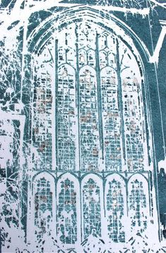 Through the Arched Window solar plate etching SOLD Arched Windows, Cambridge, City Photo, Contemporary Art, Solar, Plate, Prints, Artist, Painting