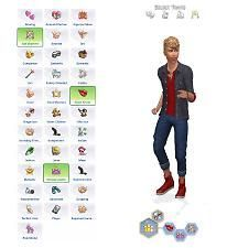 110 Traits unlocked for CAS in The Sims 4 Sims 4 Teen, Sims Four, Sims 4 Mm, Sims Traits, Sims 4 Cheats, Sims Pets, The Sims 4 Packs, Sims 4 Game Mods, Sims 4 Gameplay