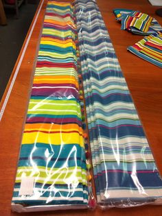 Roman Blinds, Curtains With Blinds, Beautiful Blinds, Picnic Blanket, Outdoor Blanket, Roller Blinds, Striped Fabrics, Colour, Shop
