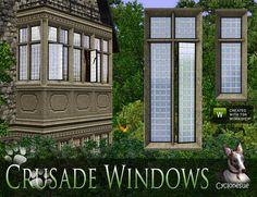 Cyclonesue's Crusade Windows and Doors