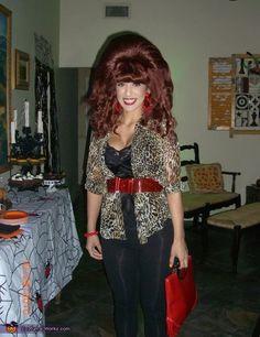 Peg Bundy - Halloween Costume Contest via @costumeworks