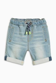 Buy Jersey Denim Shorts (3mths-6yrs) online today at Next: United States of America