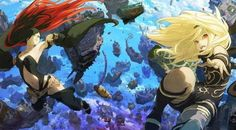 Work on Gravity Rush 2 started when the development of Gravity Rush was finished. It was announced on September 2013 at the Tokyo Game Show and was originally known as & Gravity Project& Phantasy Star Online 2, Toyama, Kat Gravity Rush, Gravity Daze, Friday Night Fights, 2560x1440 Wallpaper, Vietnam, Gamer News, Xbox News