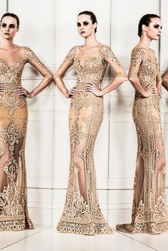 Zuhair Murad Spring 2014 Ready-to-Wear Collection Photos - Vogue