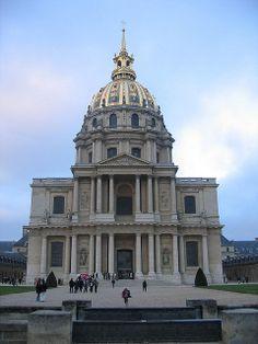 Eglise du Dôme in Paris... photo by dominkf
