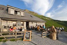 Buvette La Saletta, Les Paccots Restaurants, St Denis, Tourist Office, Switzerland, Dolores Park, Trail, Hiking, Street View, Cabin