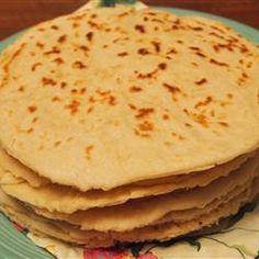 Authentic Mexican Tortillas - Make your own tortillas. It's too easy to pass up.