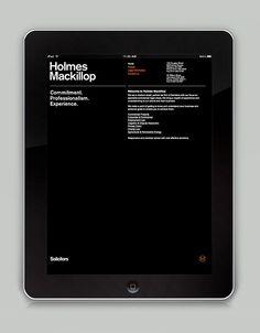 Best Graphical House Holmes - Mackillop images on Designspiration Best Website Design, Website Design Layout, Layout Design, News Web Design, App Design, Tablet Ui, Minimal Web Design, Graphic Design, Presentation Layout