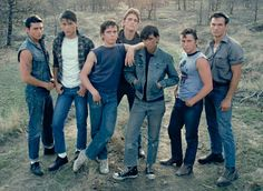 The Outsiders book/movie/music