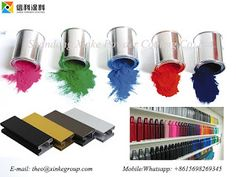 Shandong Xinke Powder Coating Co.,Ltd: Powder coating for building and aluminium