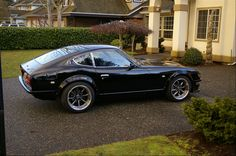 datsun 240z 1972... I once had a 260z unfortunately I didn't have the money to restore it.