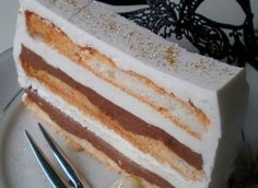 "Recepti za ukusna i zanimljiva jela ""magicni recepti"" Baking Recipes, Cake Recipes, Torte Recepti, Serbian Recipes, Serbian Food, Torte Cake, Pavlova, No Bake Cake, Vanilla Cake"