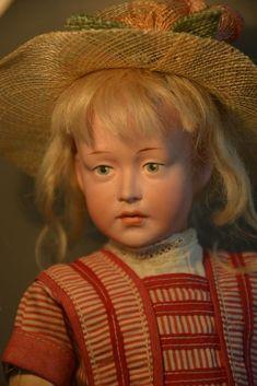 Antike Puppe!!! Sehr selten!!! Simon+Halbig 150!!! 30cm!!! Charakter!!!