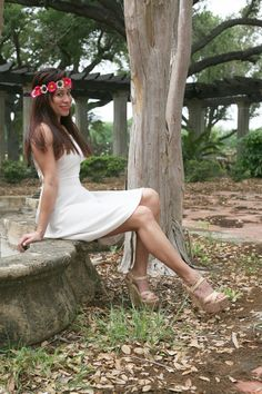 Pink & Light Pink Daisy Flower Headband/ Flower Crown Inspired by Frida and Lana Del Rey (Mexican, Day of the Dead)  by LoveCarolineO, $10.50