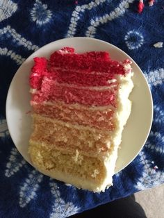 Lady Aga | CAKE COMMISSIONS pink ombre